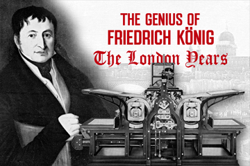 The Genius of Friedrick König